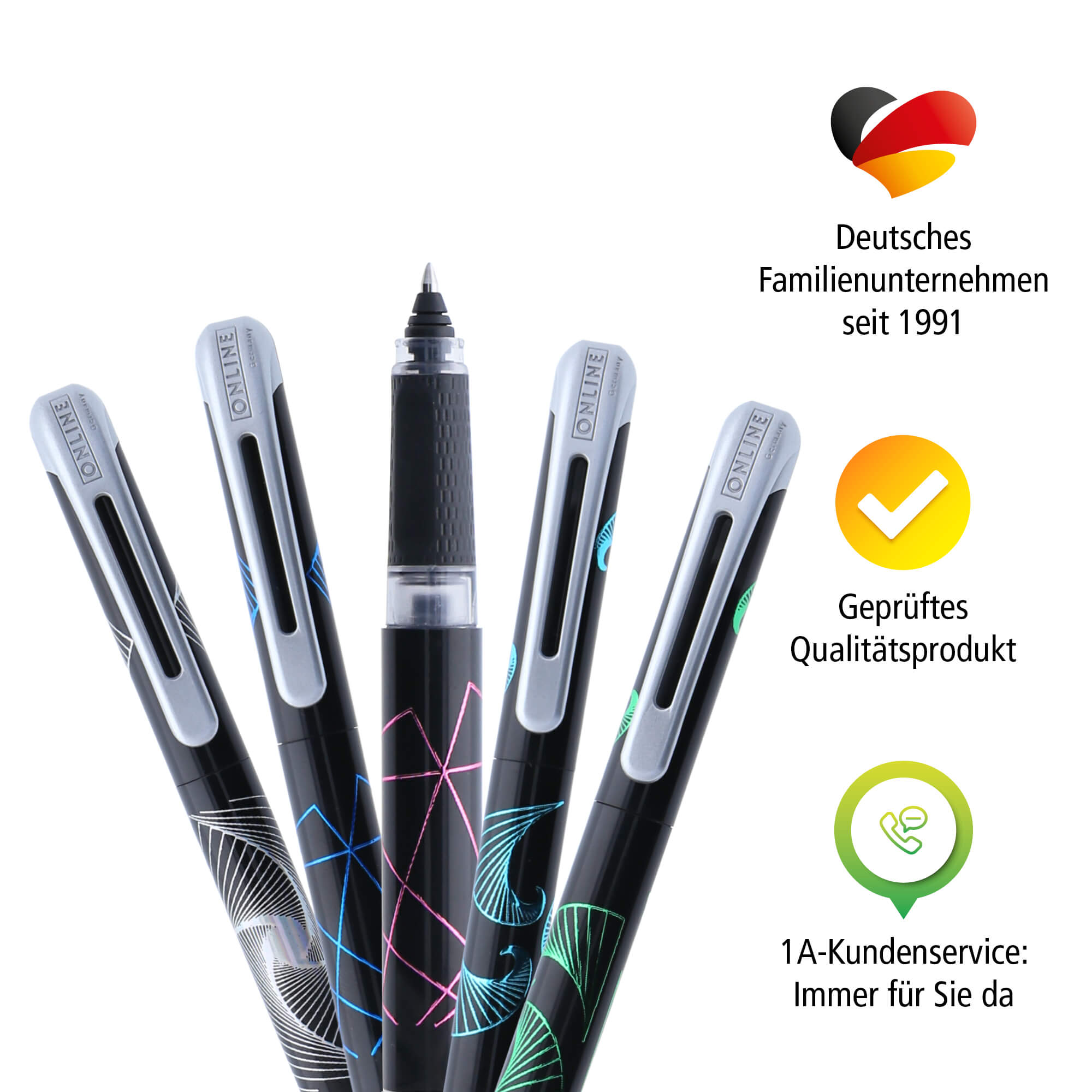 Ink Rollerball College Virtual